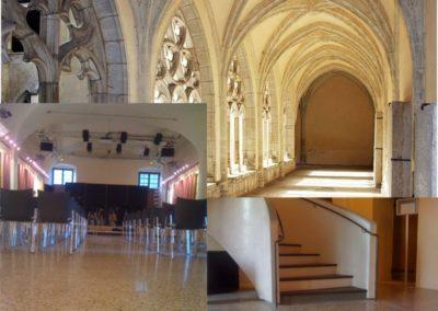 Abbaye d'Ambronay Monument historique classé (2011)