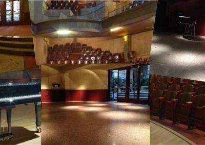 Ecole Normale de musique de Paris - Salle Cortot - (2015)
