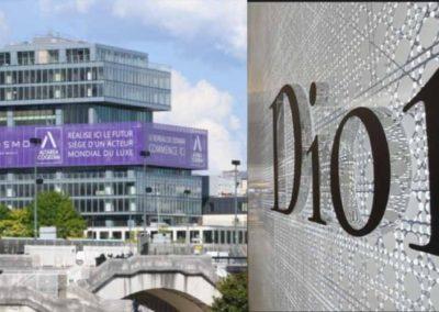 Nouveau Siège Christian Dior Paris (2019 en cours)