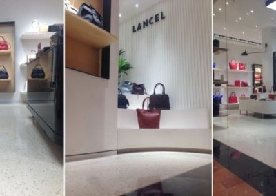 Show-room siège Lancel Paris - (2015)