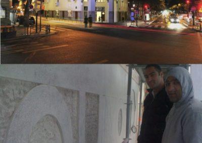 Façades Cinéma Le Louxor Paris Monument historique (2013)