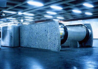 RATP Noisy-le-Grand Garde-corps préfabriqués (1994)